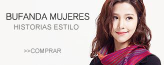 2016 bufanda femenina