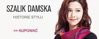 2016 damski szalik